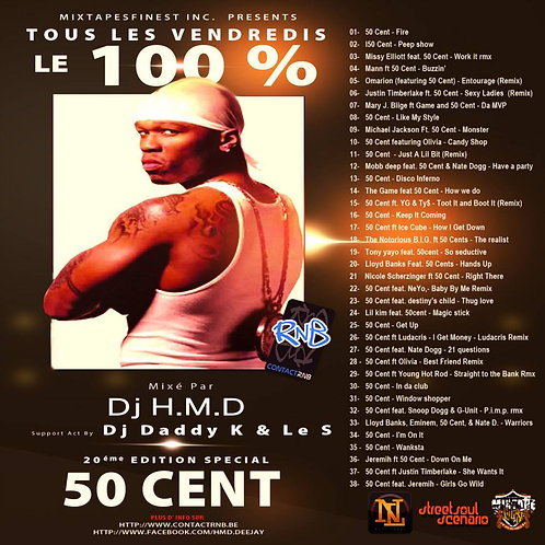 Dj HMD - Volume 20 - 50 Cents