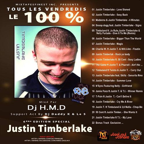 Dj HMD - Volume 6 - Justin Timberlake