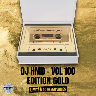 Dj HMD - Vol 100 Gold Edition