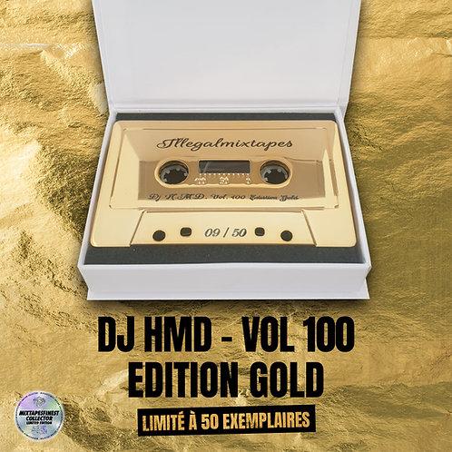 Dj HMD - Vol 100 (Gold Edition)