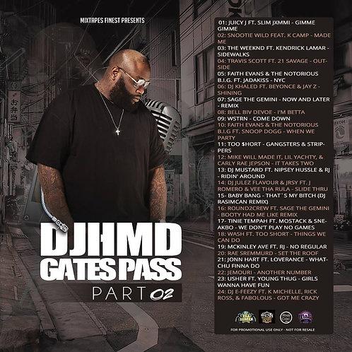 Dj HMD - Gates Pass Vol.2