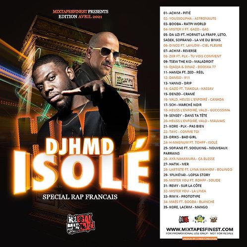 Dj HMD - Isolé - La Mixtape