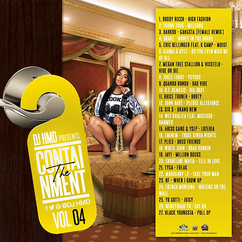 Dj HMD - Containment Volume 4
