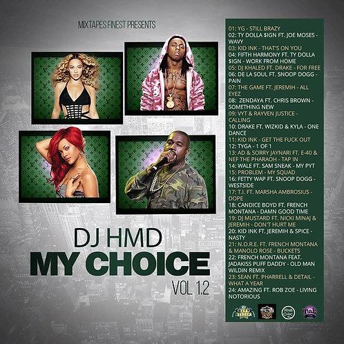 Dj HMD - My Choice Vol 1