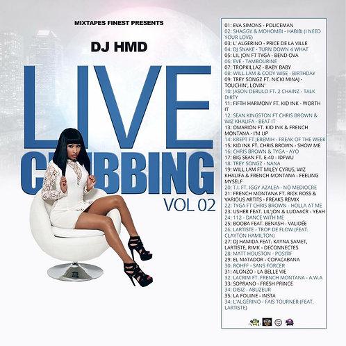 Dj HMD - Live & Clubbin Volume 2