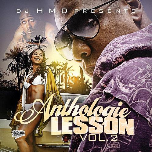 Dj HMD - Anthologie / Who's Samples - Volume 02