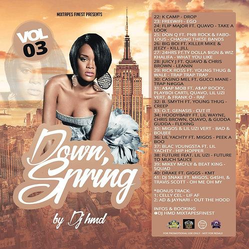 Dj HMD - Down Spring Vol. 3