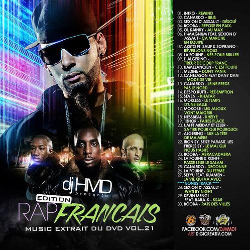Dj HMD - Rap Français Hors-Série