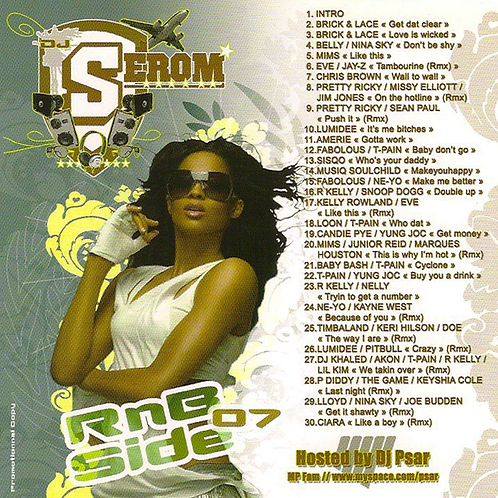 Dj Serom - Rnb Side Vol 07