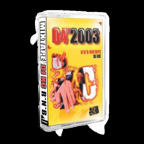 Dj KC - Vol 04 - 2003