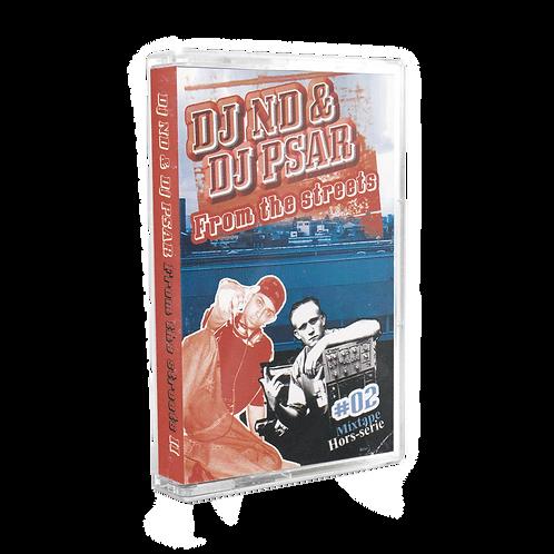 DJ ND & DJ PSAR - FROM THE STREETS - VOL 2