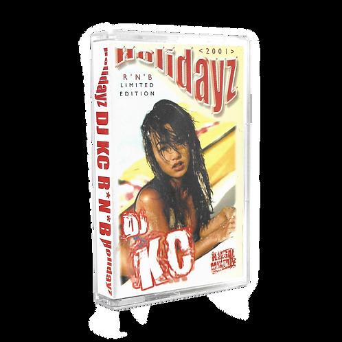 Dj KC - Holidayz 2001