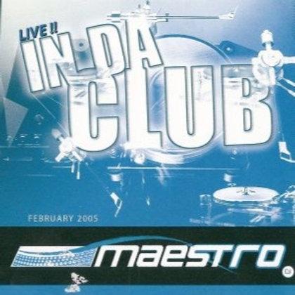 Dj Maestro - IN DA CLUB vol 2