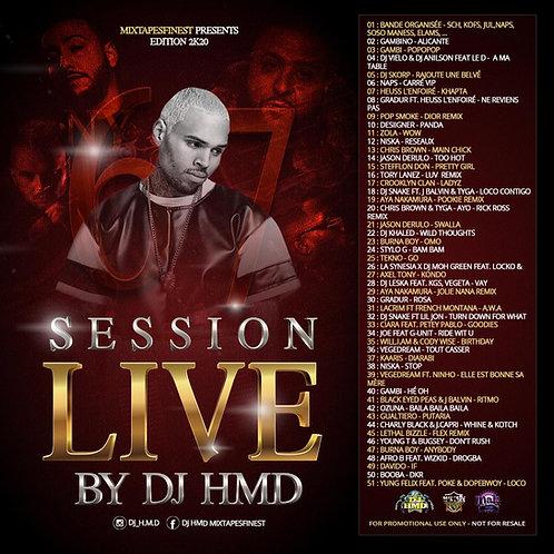 Dj HMD -  Session Live  2020