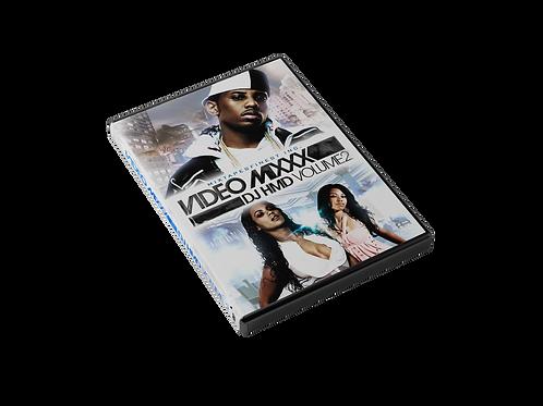 Dj HMD - Video Mixxx Vol 02