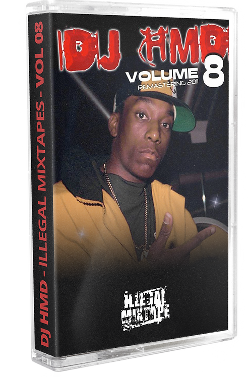 Dj HMD - Vol 08