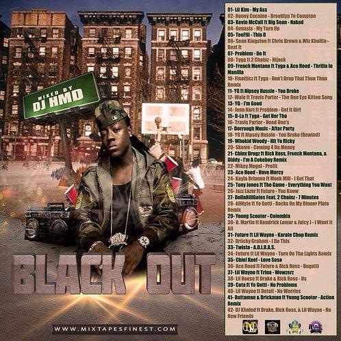 Dj HMD - Black Out