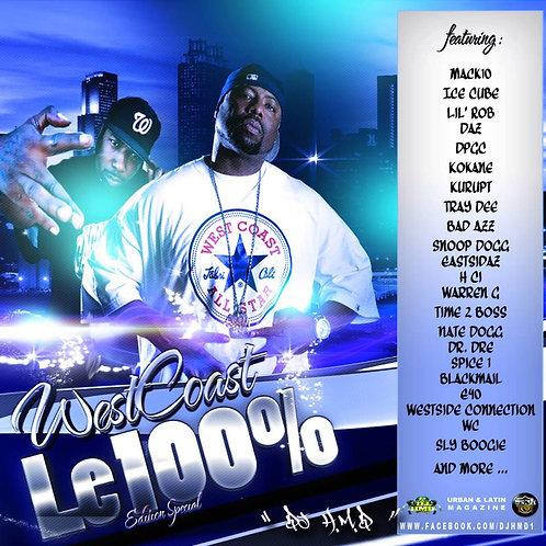 Dj HMD - Volume 23 - WestCoast Various Artistes