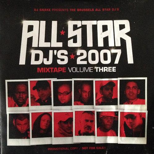 All Star Dj's - Dj HMD & Various Dj's Vol. 3