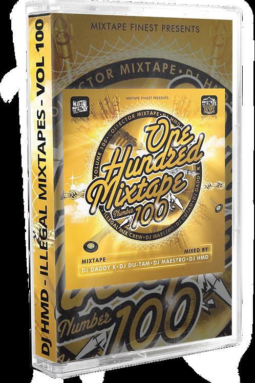 Dj HMD - Vol 100 Feat. Illegalmix Crew