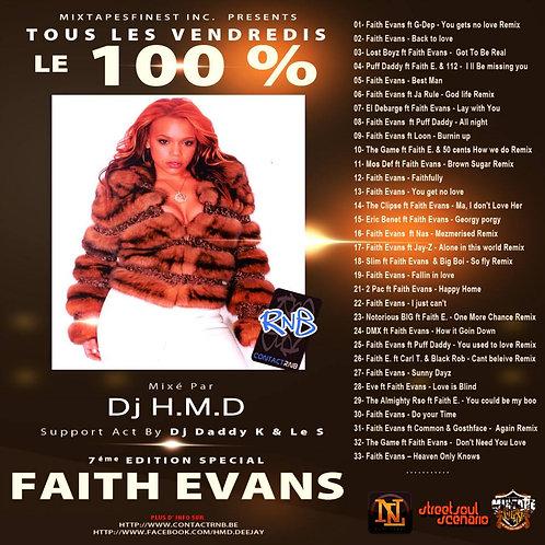 Dj HMD - Volume 7 - Faith Evans