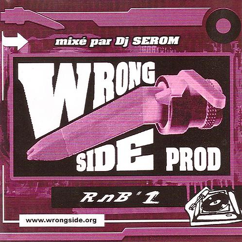 Dj Serom - Wrong Side Prod Vol 1