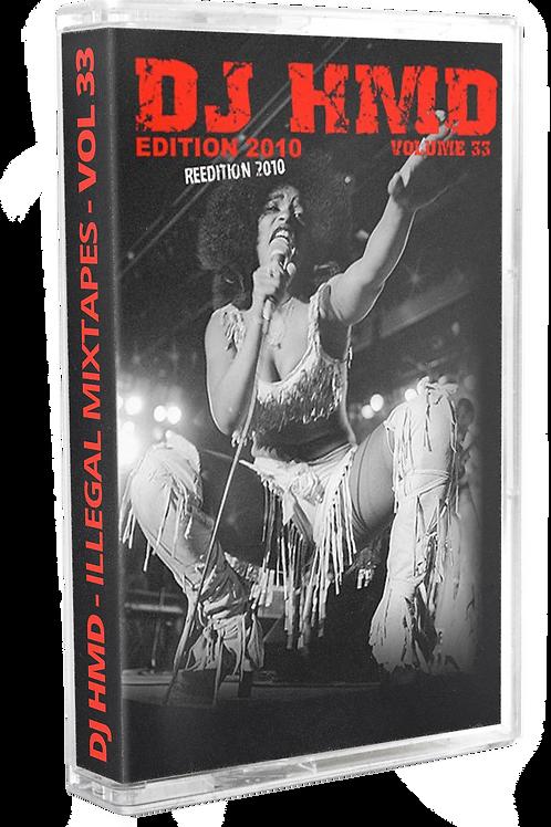 "Dj HMD - Vol 33 ""Edition Disco"""