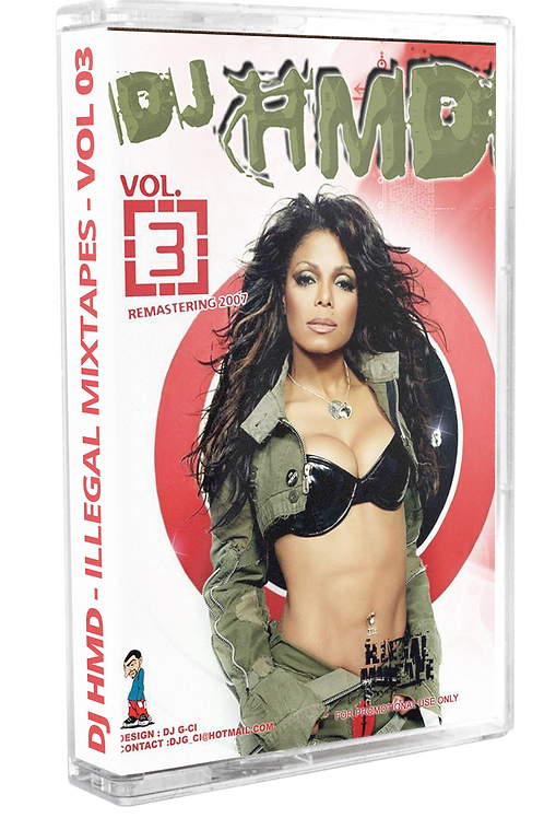 Dj HMD - Vol 03