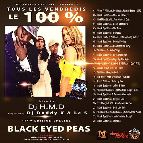 Dj HMD - Volume 14 - Black Eyed Peas