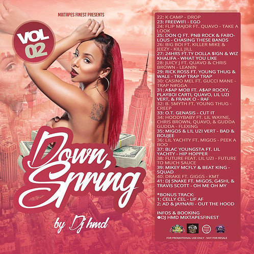 Dj HMD - Down Spring Vol. 2