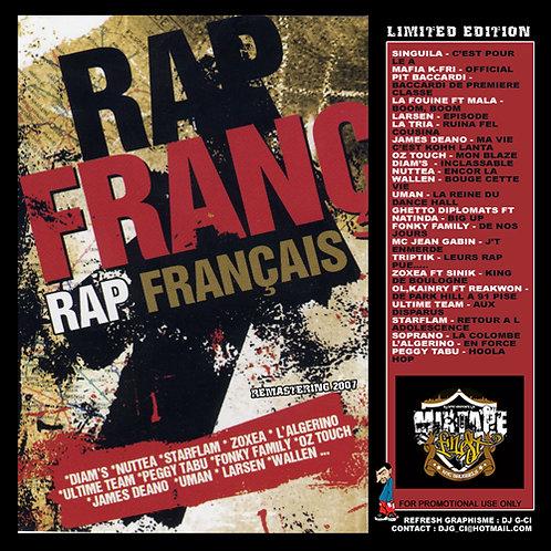 Dj HMD & Dj  ND - Edition Rap Français