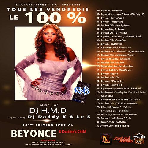 Dj HMD - Volume 18 - Beyonce