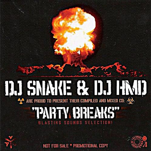 Dj HMD & Dj Snake - Av8 & Party Break Edition