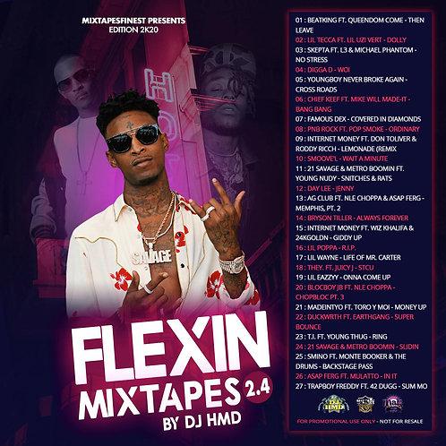 Dj HMD - Flexin' Vol. 2.4