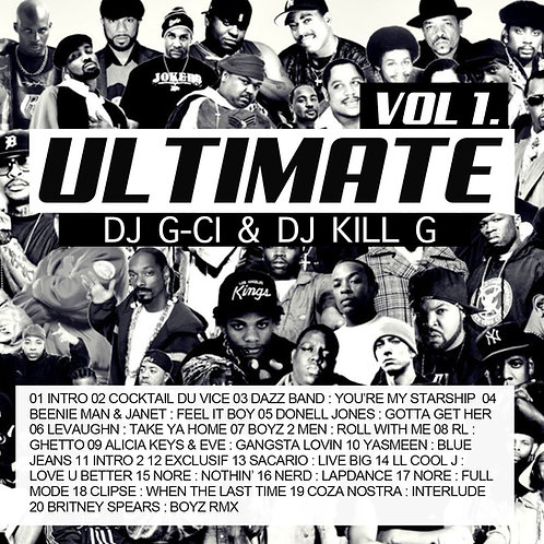 Ultimate Crew - Vol 1
