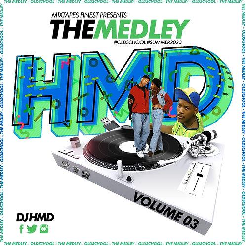 Dj HMD - Classic's Megamix 90's / 2000's Vol. 03