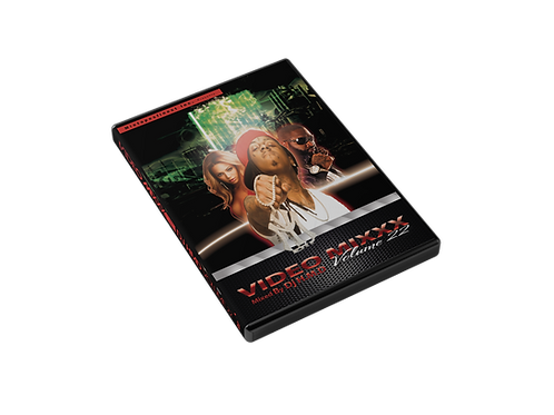 Dj HMD - Video Mixxx Vol 22