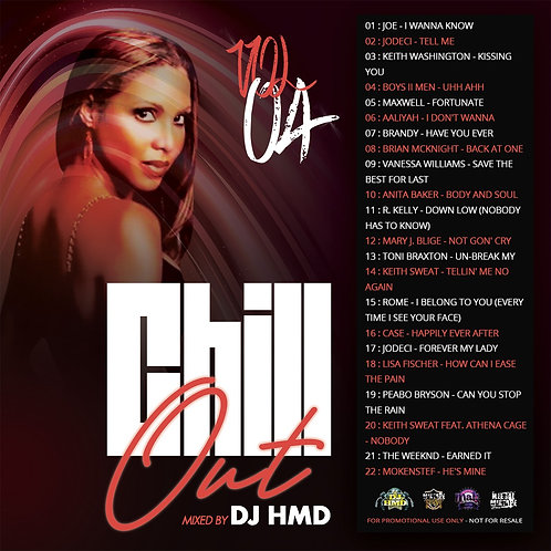 Dj HMD - Chill- Out Volume 4