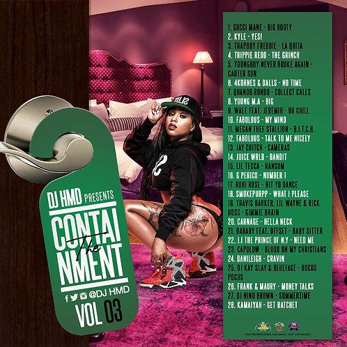 Dj HMD - Containment Volume 3