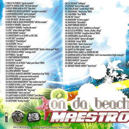 Dj Maestro - On Da Beach vol 3