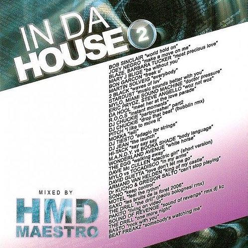 Dj HMD & Dj Maestro - In Da House - Volume 2