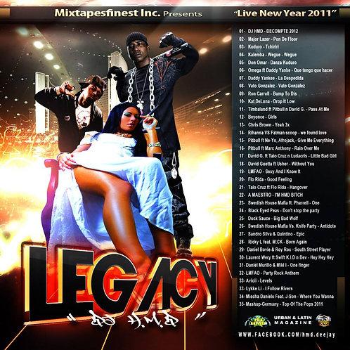 Dj HMD - Legacy