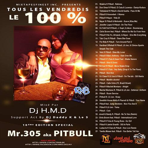 Dj HMD - Volume 10 - Pitbull