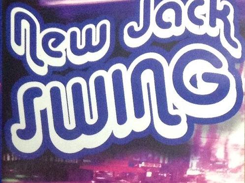 Dj HMD - New Jack Swing - Volume 01