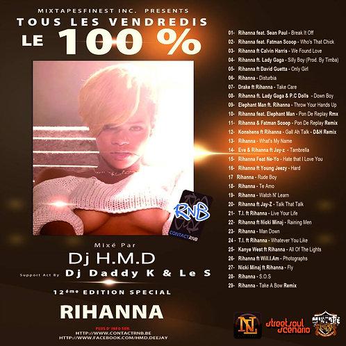 Dj HMD - Volume 12 - Rihanna