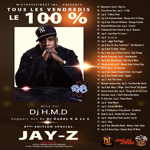 Dj HMD - Volume 8 - Jay-Z