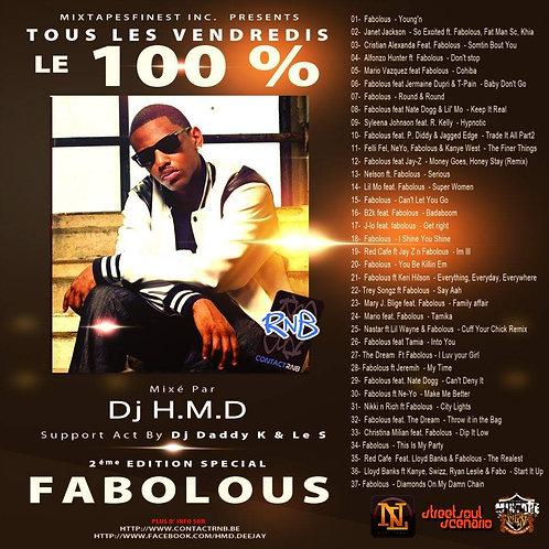 Dj HMD - Volume 2 - Fabolous