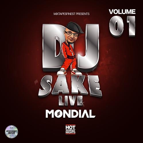 Dj Sake - Live Mondial Vol 01