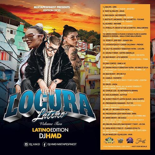 Dj HMD - Locura Volume 02