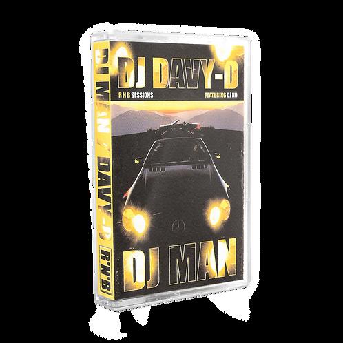 DJ MAN ft Davy D -  RnB 2002